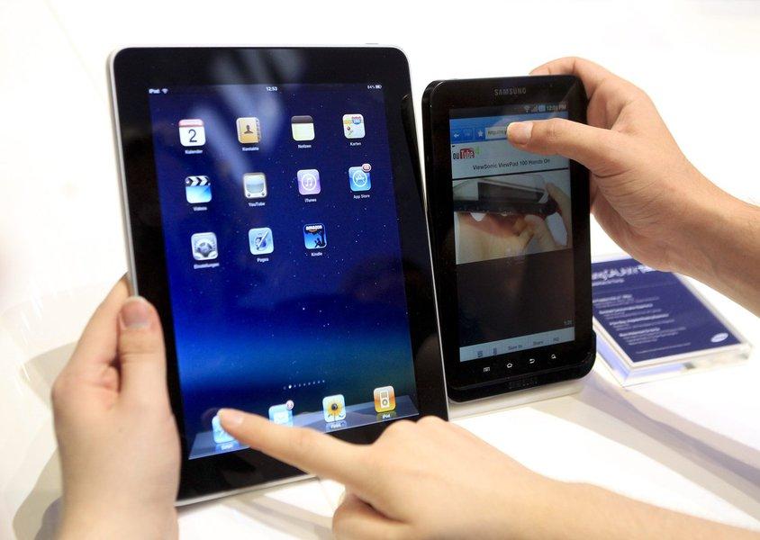 Receita libera declaração de IR por celular e tablet