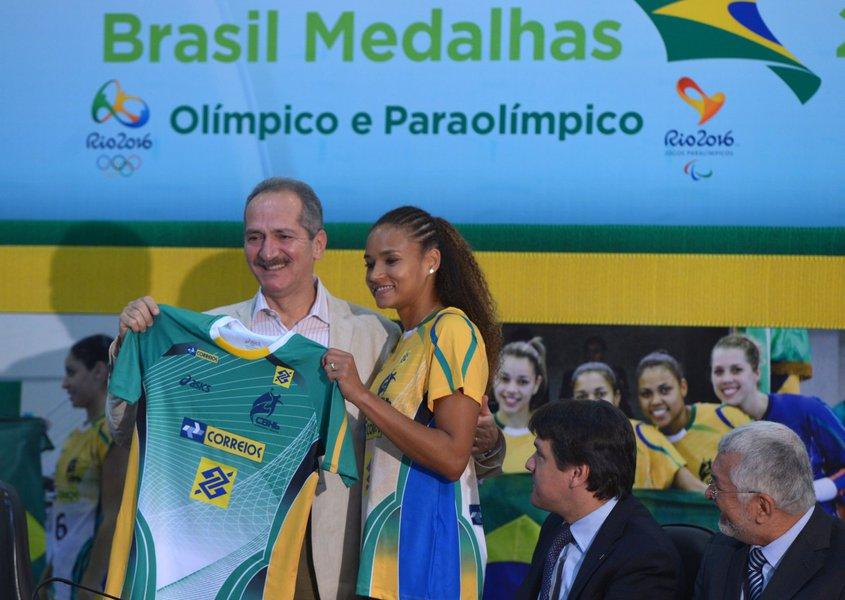 Handebol terá patrocínio de R$ 9,4 mi para Olimpíada