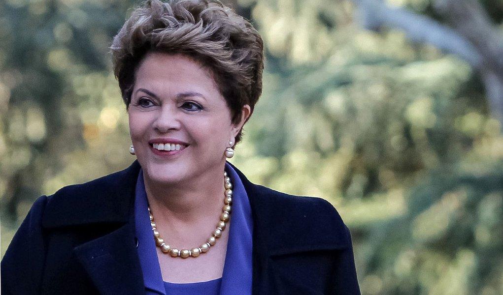 Dilma: educação é passaporte para o futuro