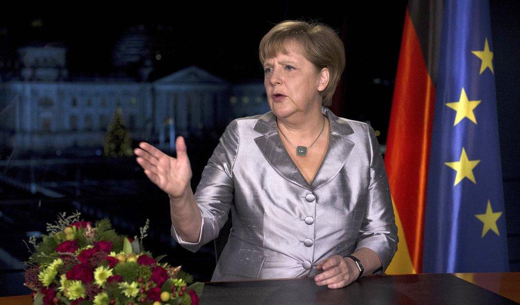 Barroso: Merkel não tem culpa por austeridade