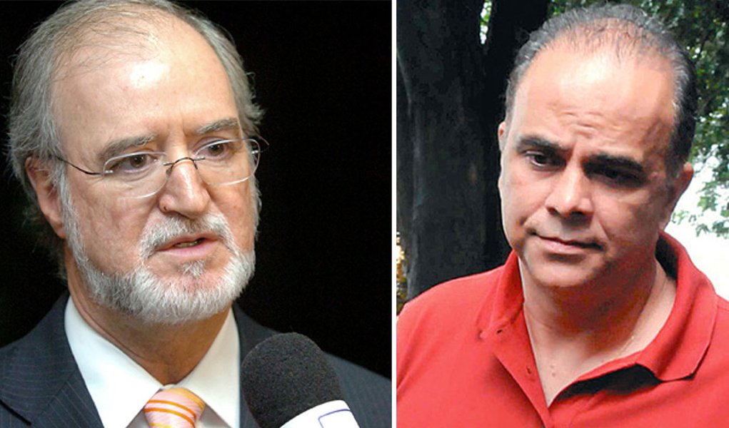 Valério firma em cartório: R$ 4,5 mi para Azeredo
