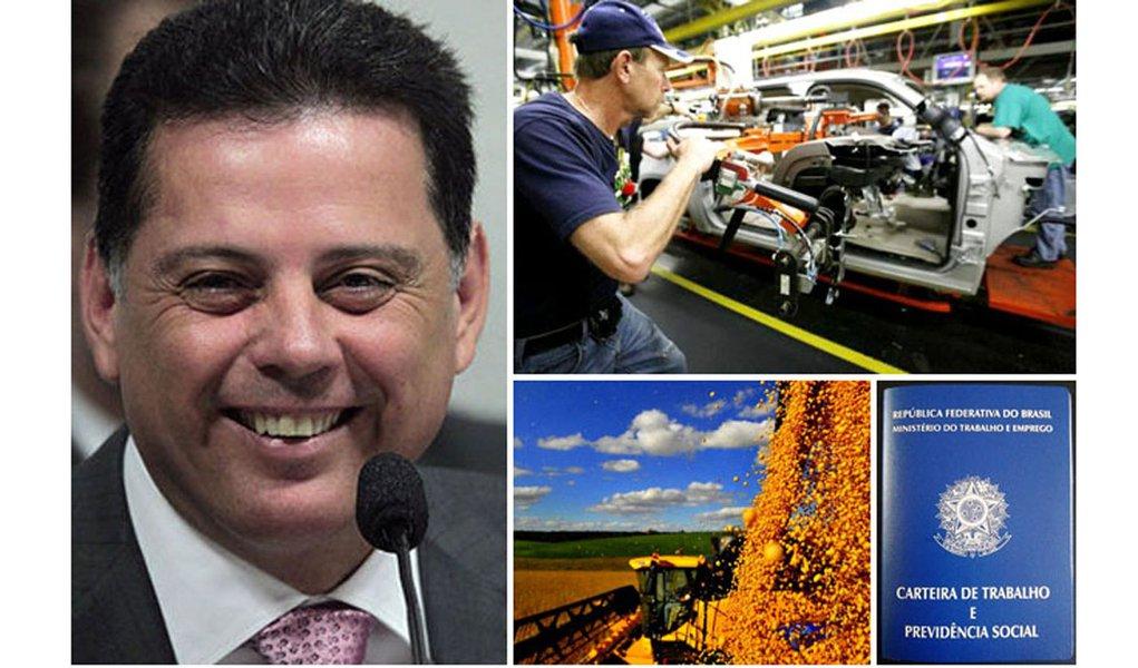 Goiás mantém ritmo chinês de crescimento