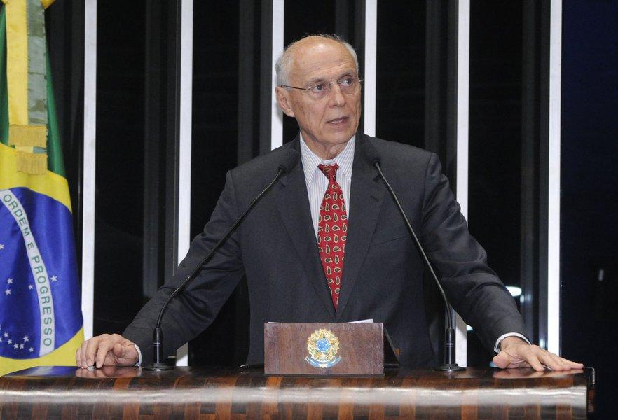 Suplicy defende 'recall' para políticos