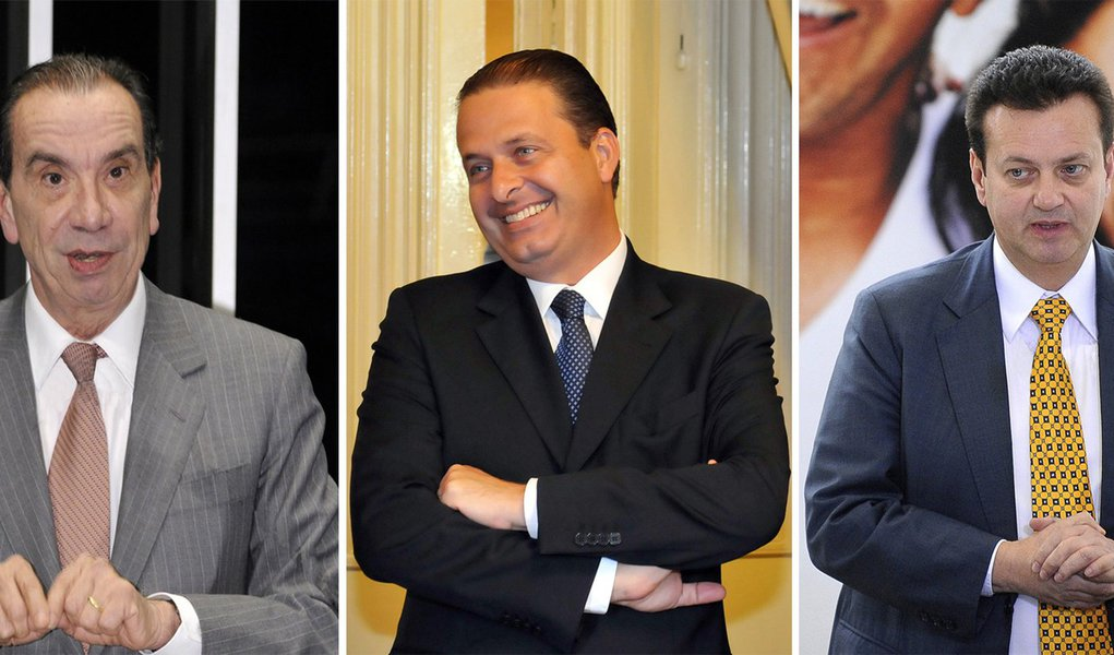 O cortejo tucano ao socialista Eduardo Campos
