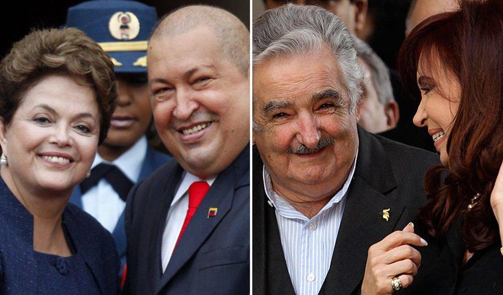 Tudo pronto para a entrada da Venezuela no Mercosul