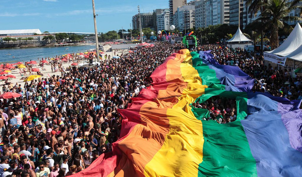 Semana LGBT e o amor
