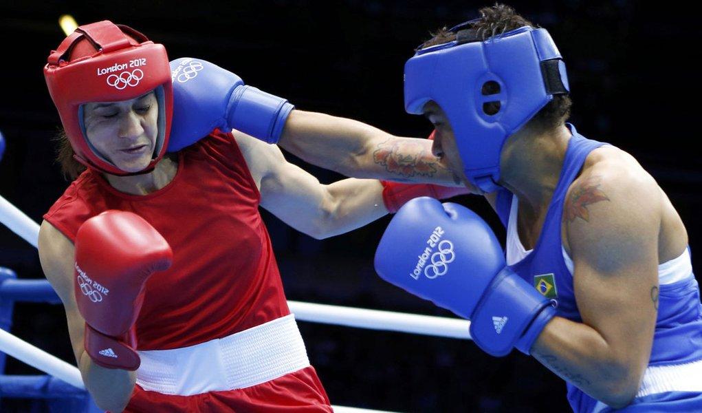 Soteropolitana é bronze no boxe feminino