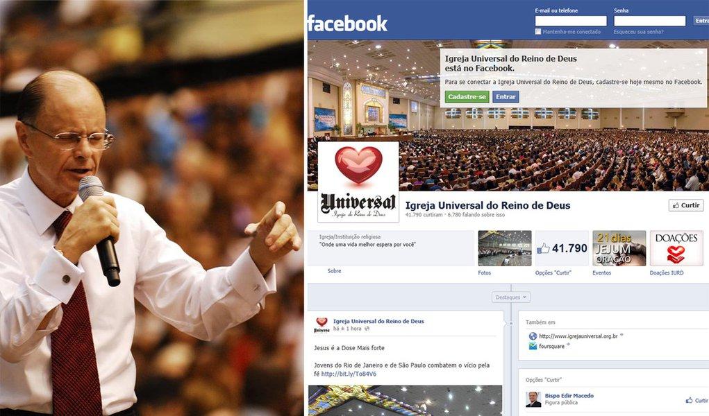 Universal arrecada milhões online via Facebook