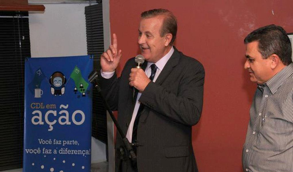 Paulo assina Carta Compromisso da Plataforma Cidades Sustentáveis