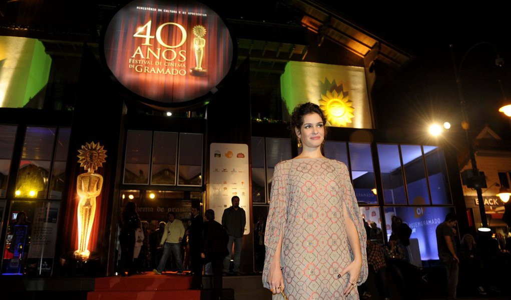 Começou o 40º Festival de Gramado