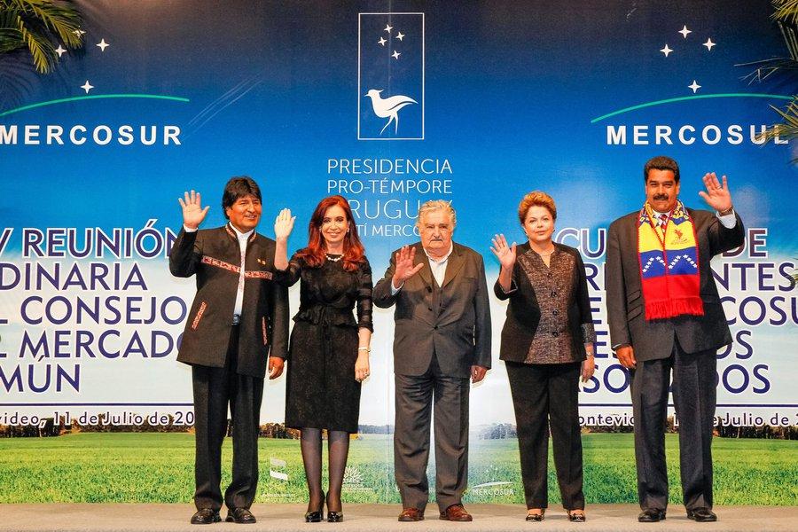 Dilma convida chefes de Estado da região para JMJ