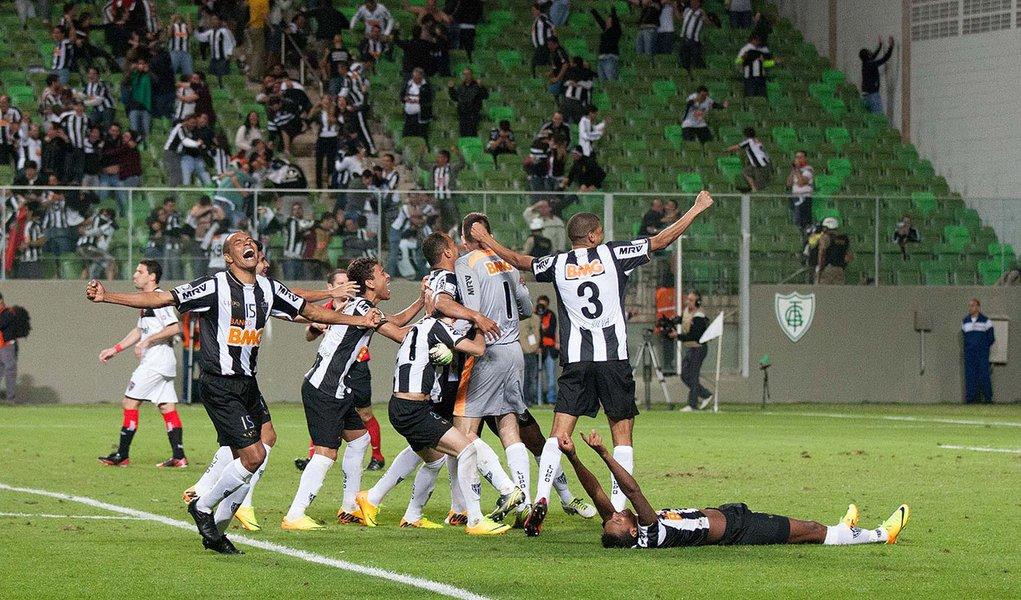 Heróico, Atlético vai para final da Libertadores