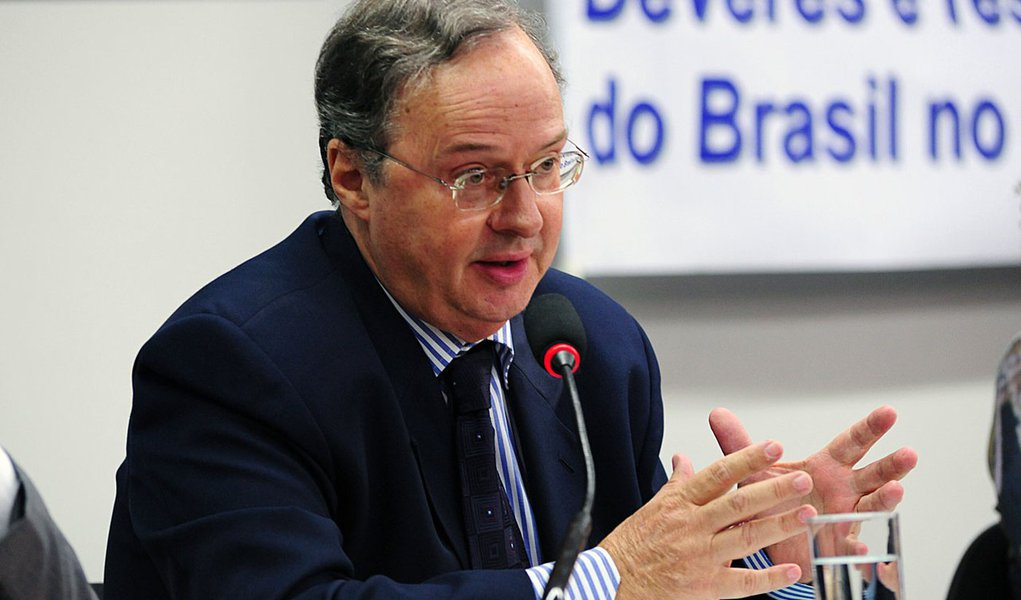 Cesario Melantonio Neto (REP. Brasileiro para Assuntos do Oriente Médio - MRE), Comissão de Relações Exteriores e de Defesa Nacional – CREDN