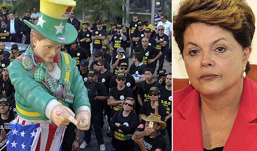 Sob pressão da greve, Dilma dará de 4,5% a 5,5%