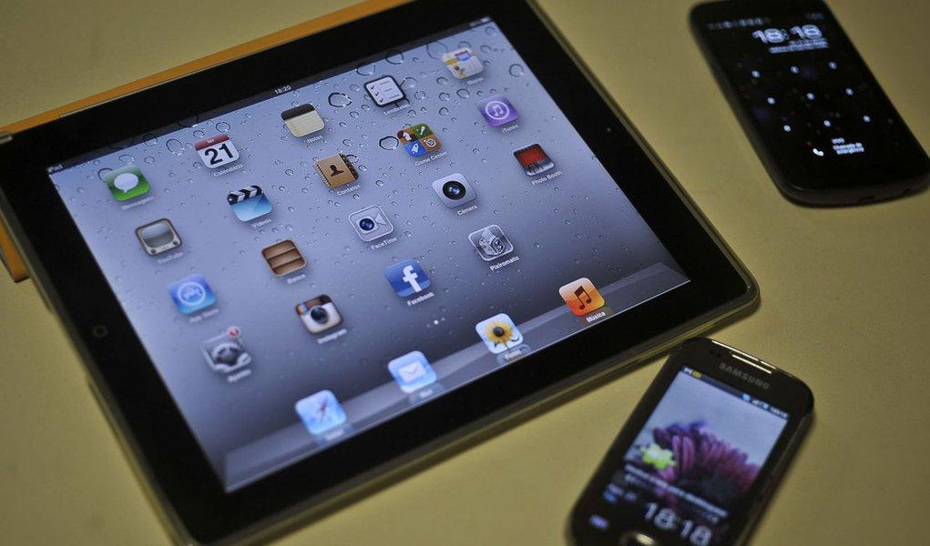 SP terá centro de pesquisa para tablets