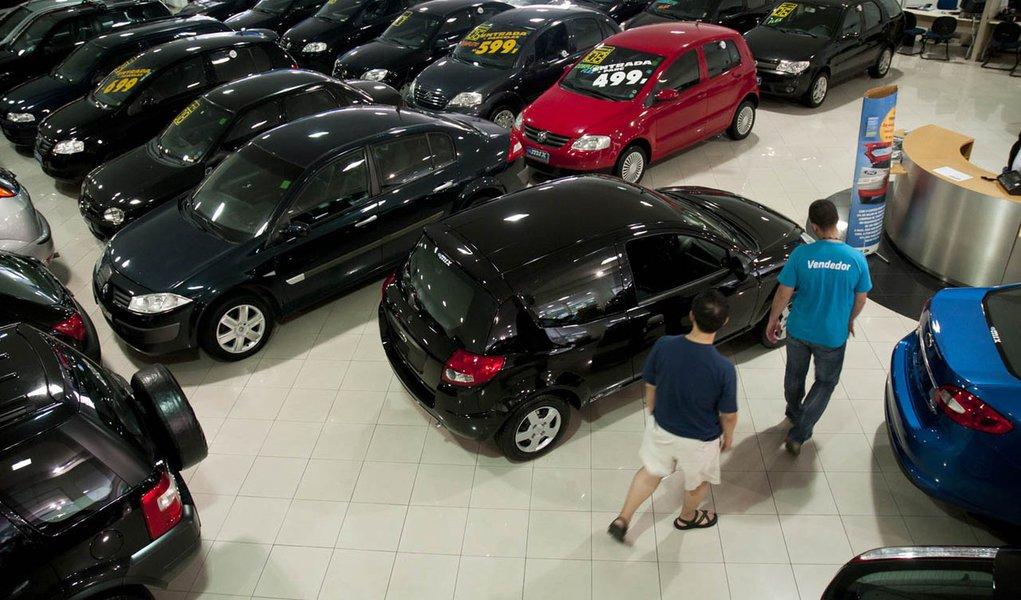 Crise? Vendas de carros no País cresceram 14%