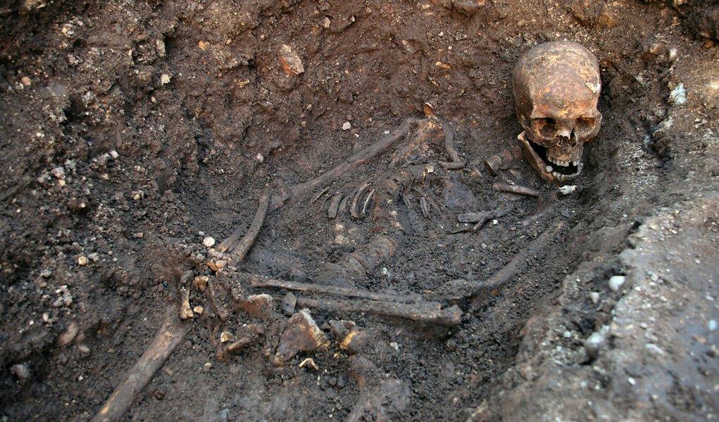 Restos do rei Ricardo 3º são achados após 500 anos