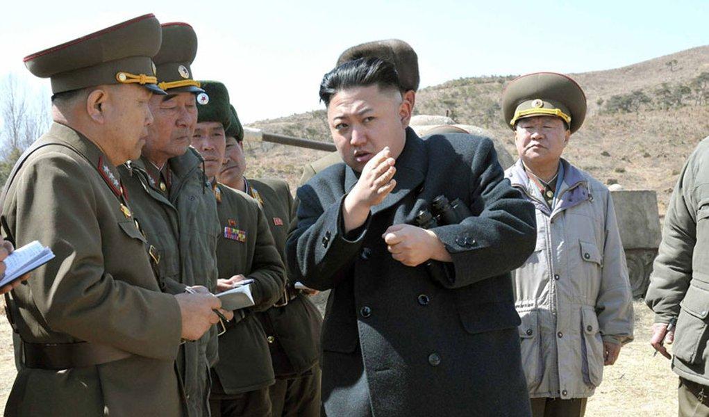 """Coreia do Norte ameaça """"ataques impiedosos"""" contra o Sul"""