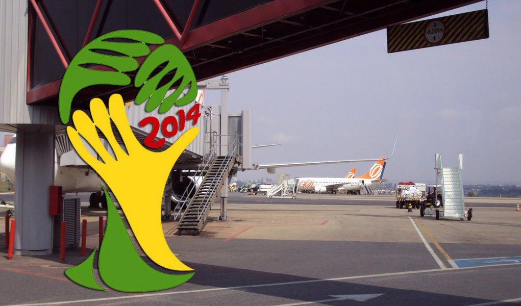 Aeroportos: confira panorama das obras para a Copa