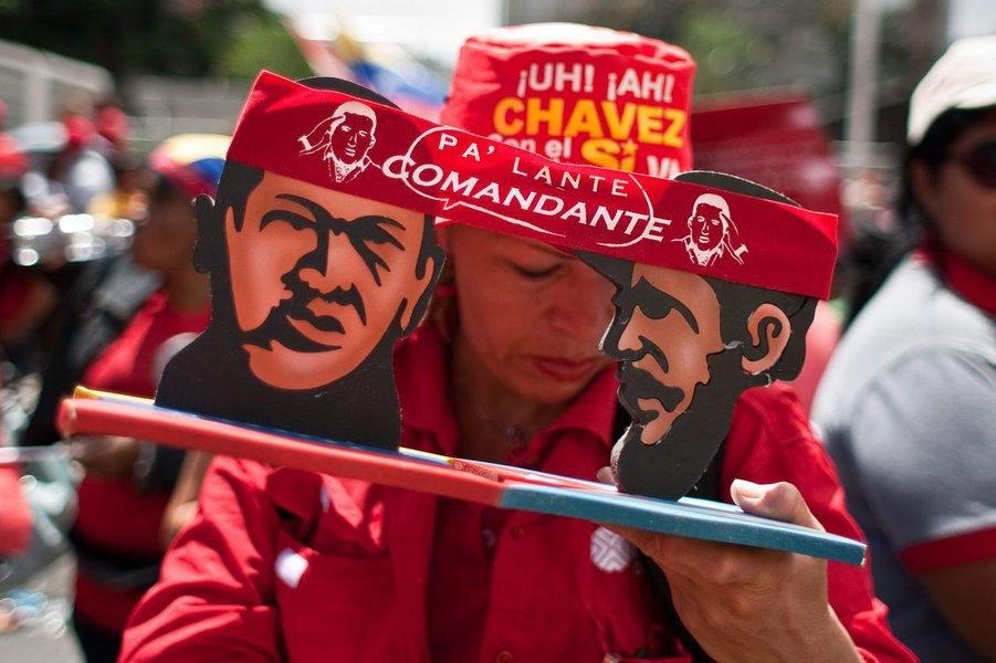 Venezuela programa ato de solidariedade a Chávez