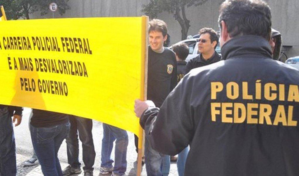 PF decide manter greve em Minas