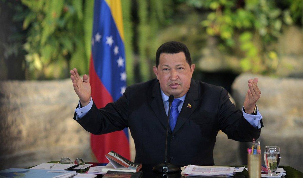 Chávez abre 31,4 pontos de vantagem