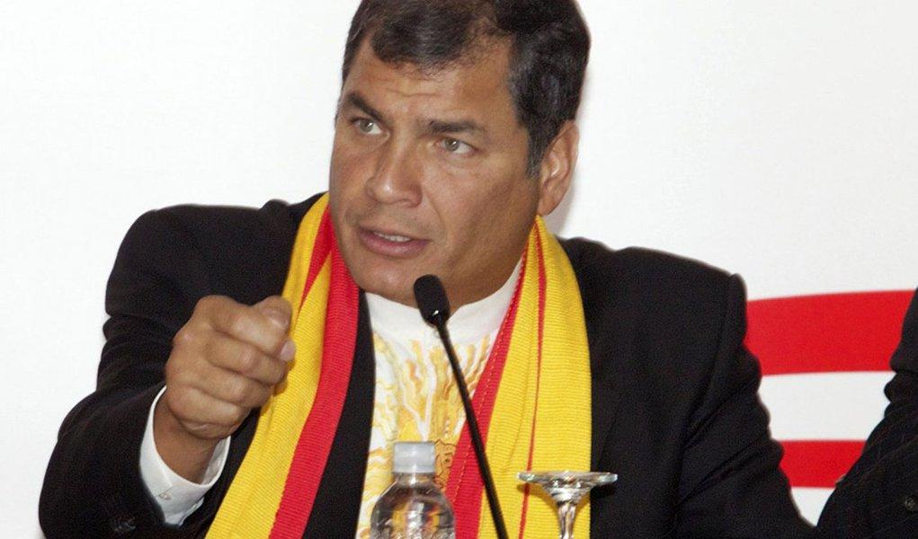 Equador diz que não aceitará acusações da Odebrecht sem provas