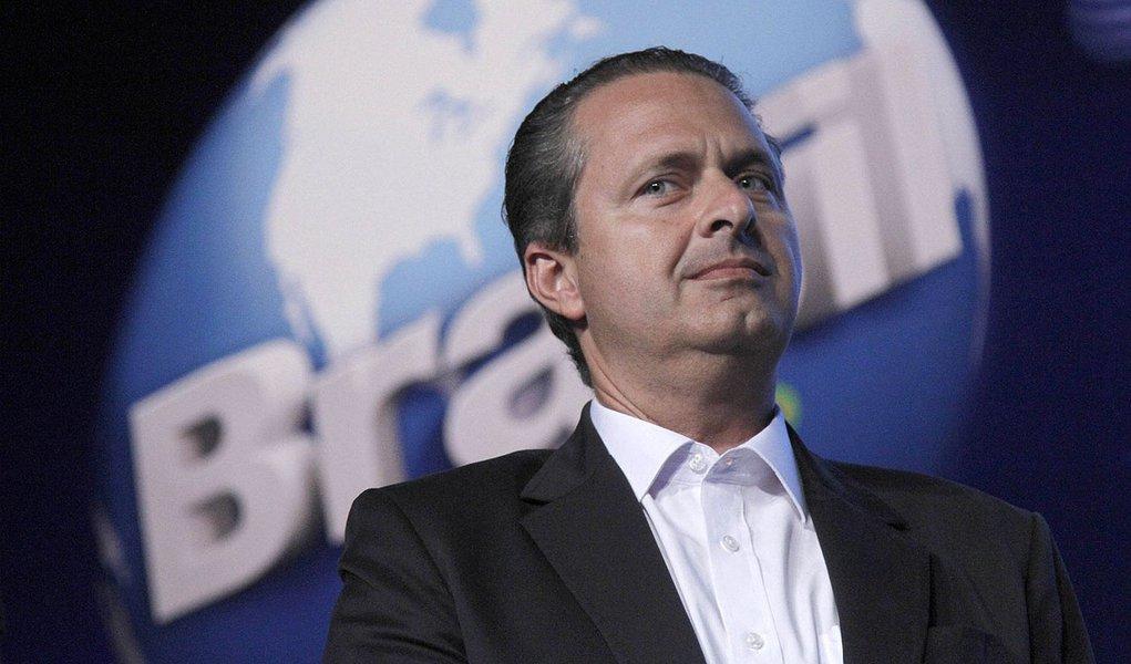 Campos recebeu R$ 5 mi em propinas, dizem delatores da Odebrecht