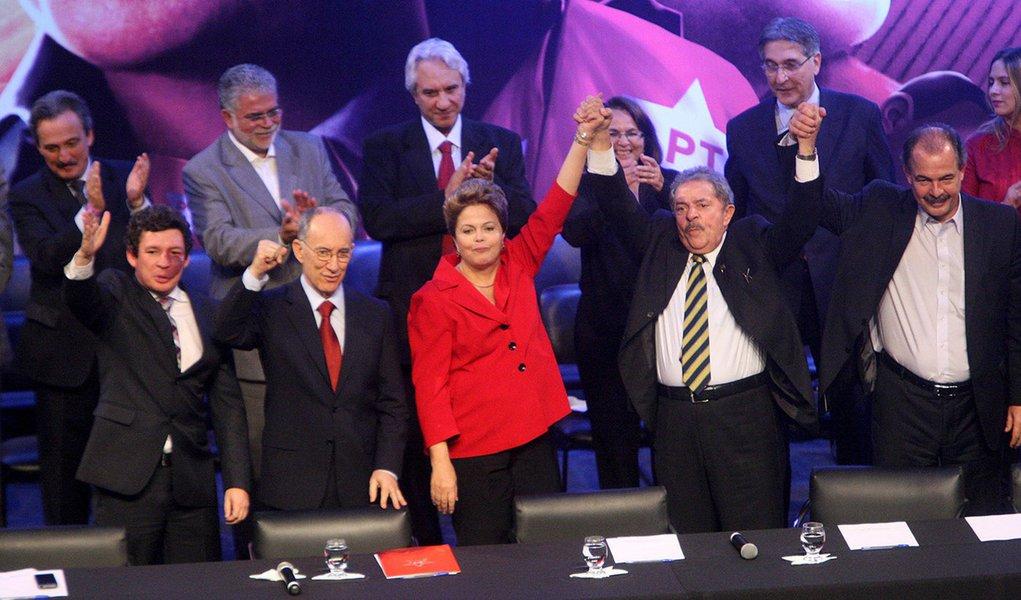 """""""A inflação está sob controle"""", garante Dilma"""