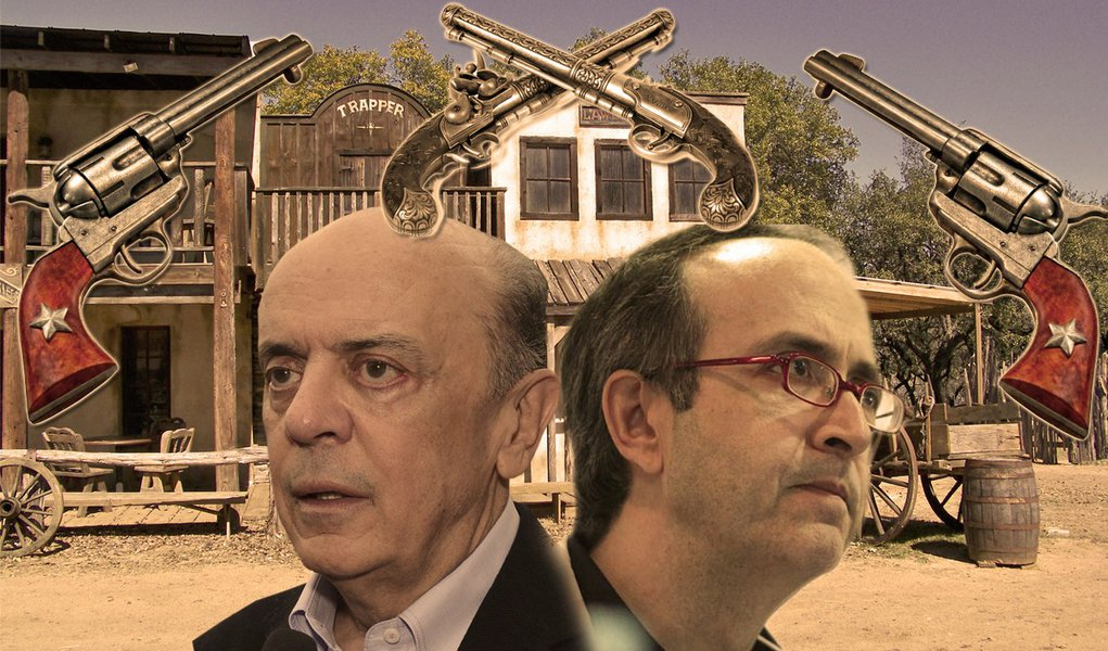 """Pró-Serra, Reinaldo ataca """"pistolagem de aluguel"""""""