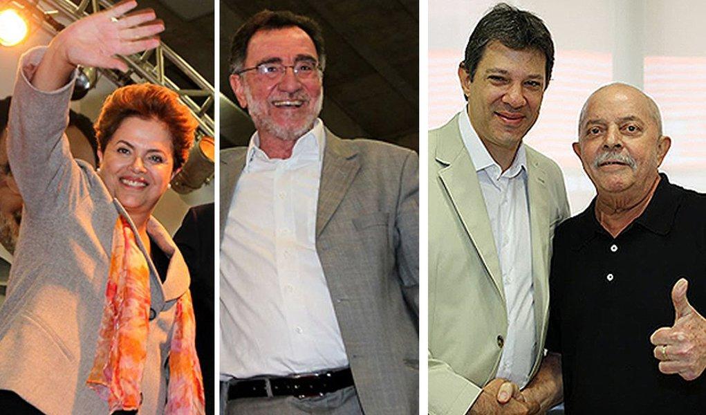 Dilma faz de Patrus o seu Fernando Haddad