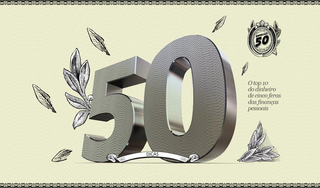 50 dicas para cuidar bem do seu dinheiro e fazê-lo crescer