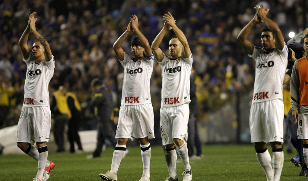 Corinthians quer fazer história e superar trauma