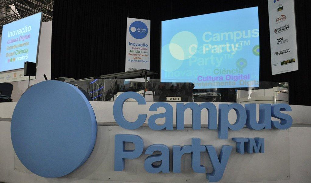 Sebrae reforça parceria com a Campus Party