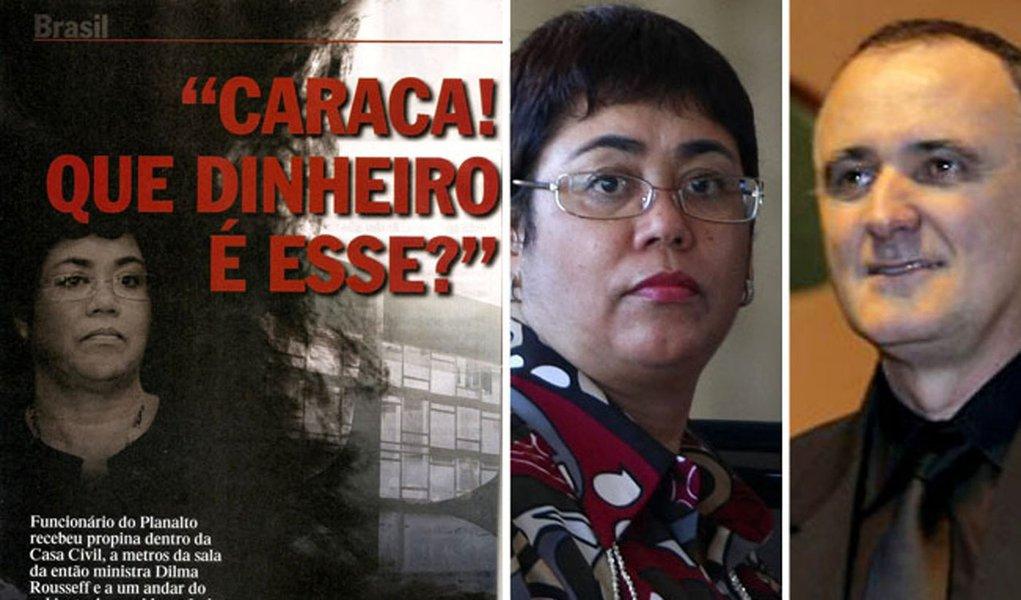 Vítima de Veja e Folha, Erenice é inocentada