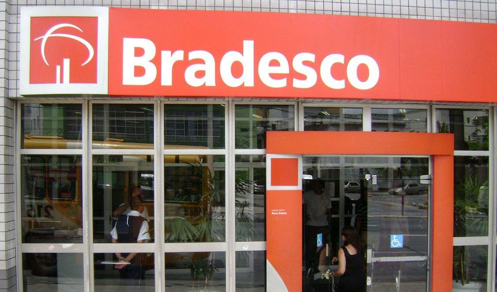 Lucro do Bradesco é de R$ 2,79 bilhões no primeiro trimestre