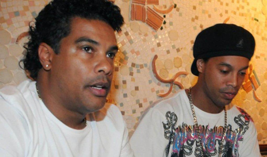 Irmão de Ronaldinho Gaúcho é condenado a cinco anos de prisão