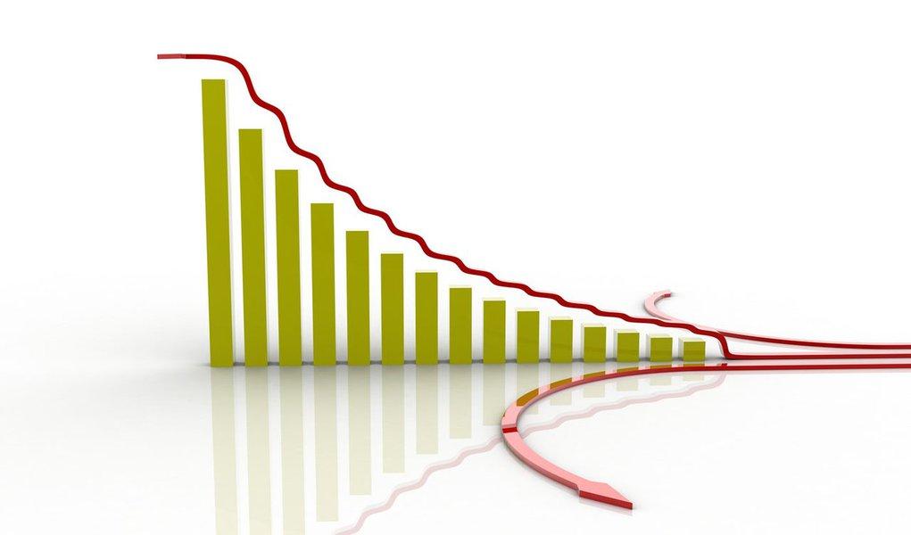 Inflação oficial diminui para 0,45% em fevereiro