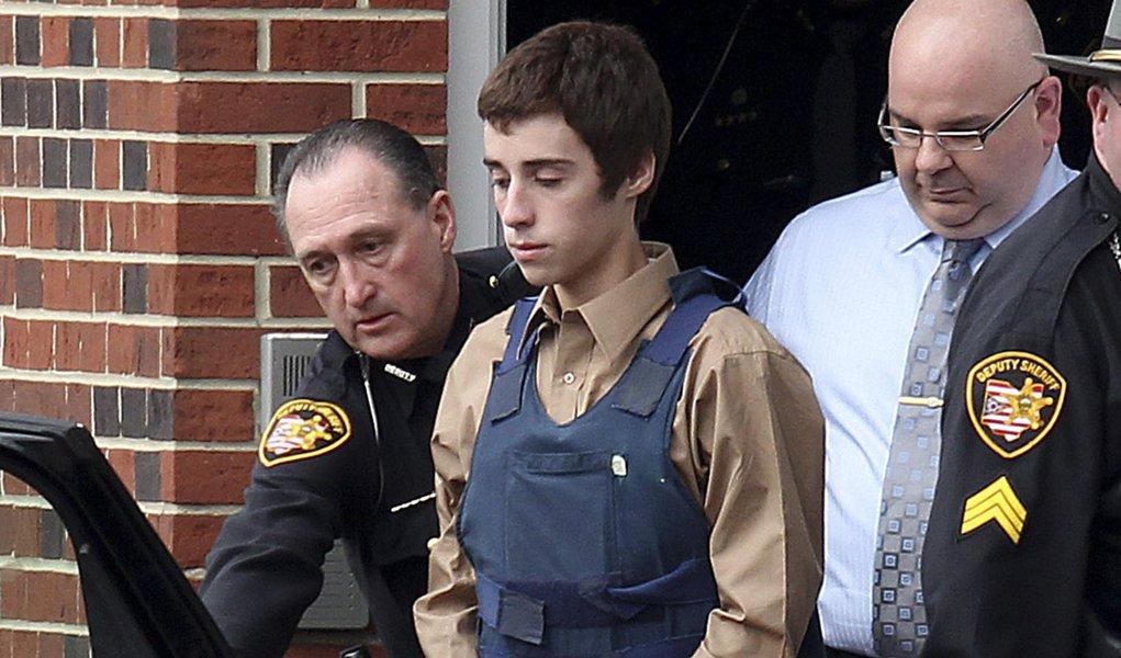 Morre terceira vítima de tiroteio em escola de Ohio, EUA