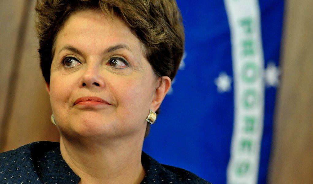 Dilma vistoria as obras da transposição nesta quarta