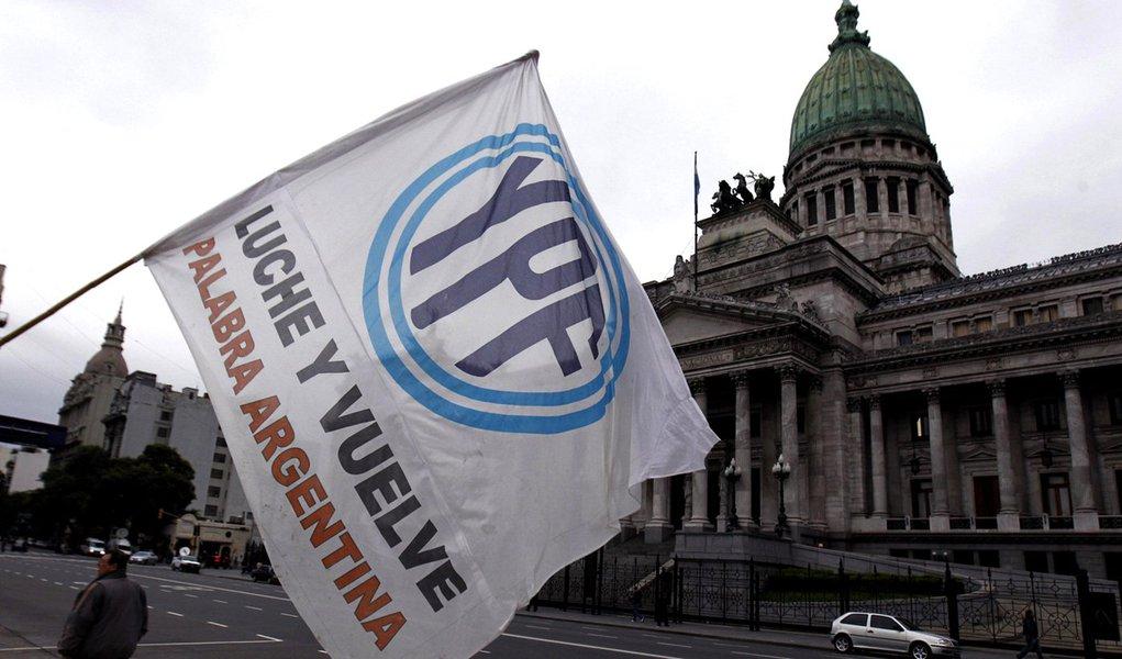 Senado argentino dá aval para a expropriação da YPF