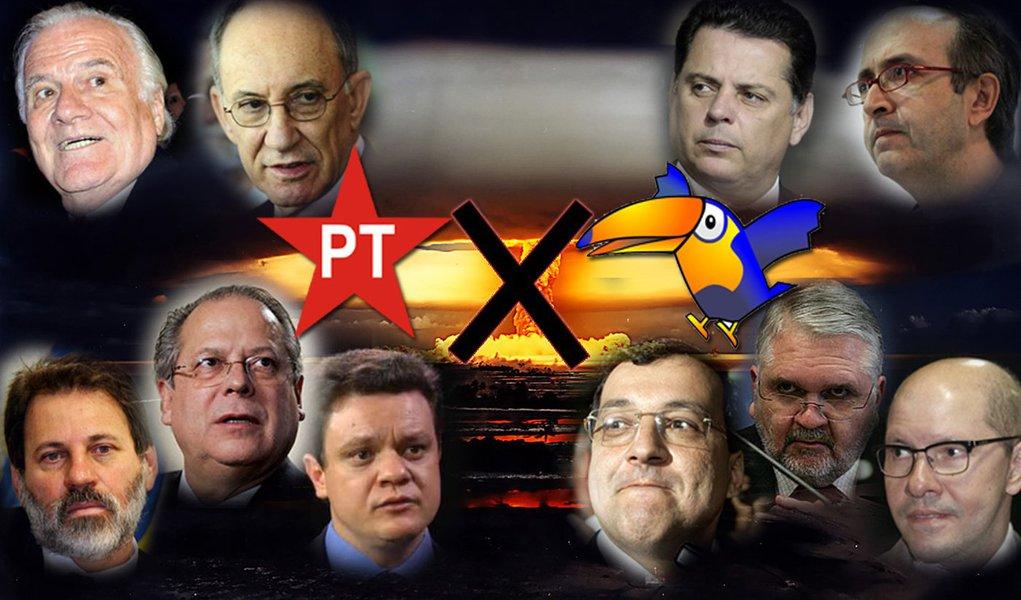 Mensalão versus caso Cachoeira: é a guerra do fim do mundo