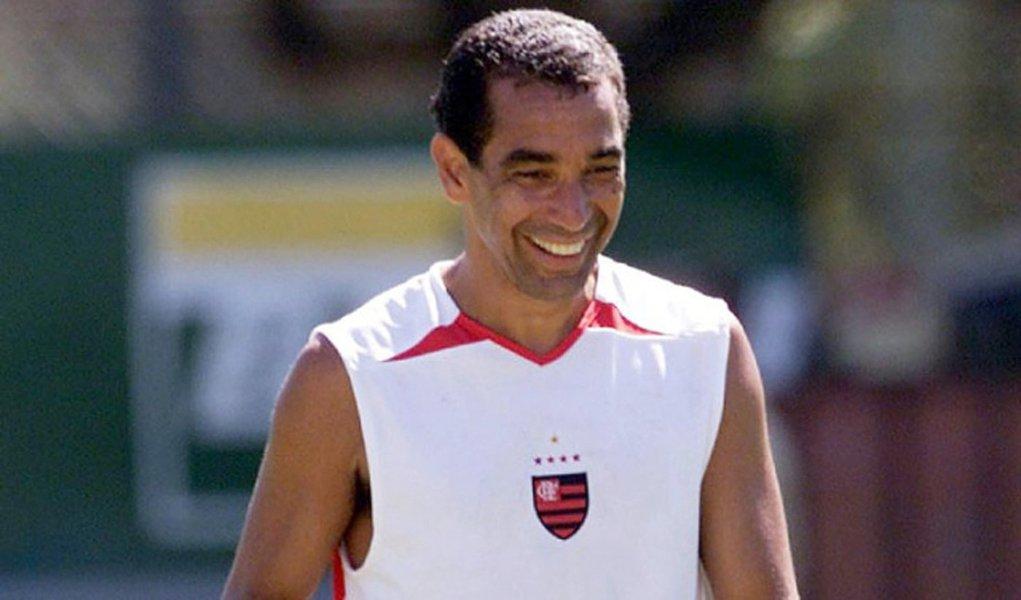 Zinho vai comandar futebol do Flamengo