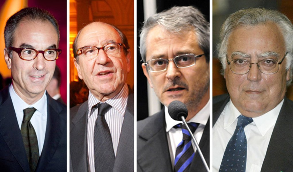Globo, Abril e Folha se unem contra CPI da mídia
