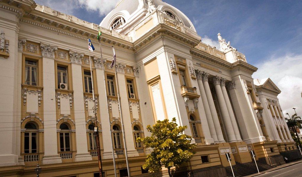 Por greve, Sinpol-PE recorre ao TJPE