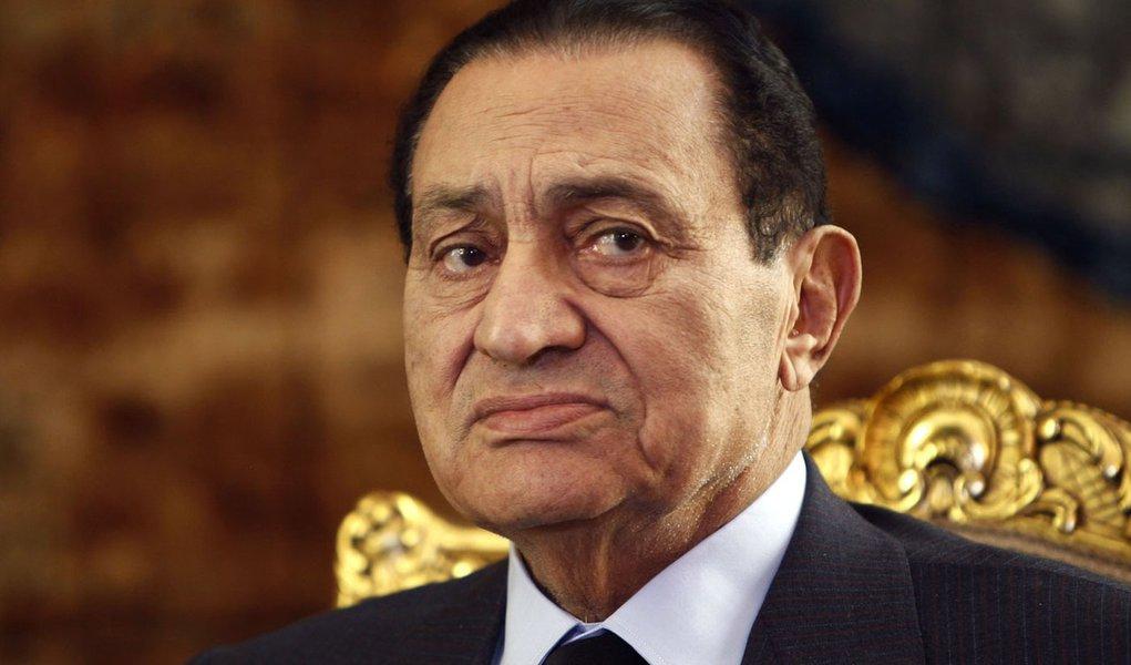 Pena de morte para Mubarak, quer promotor