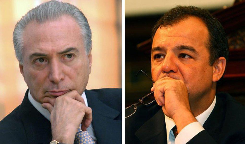 PMDB age para evitar ida de Cabral à CPI