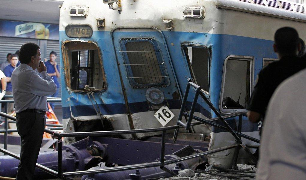 Acidente na Argentina mata 49 e fere 600