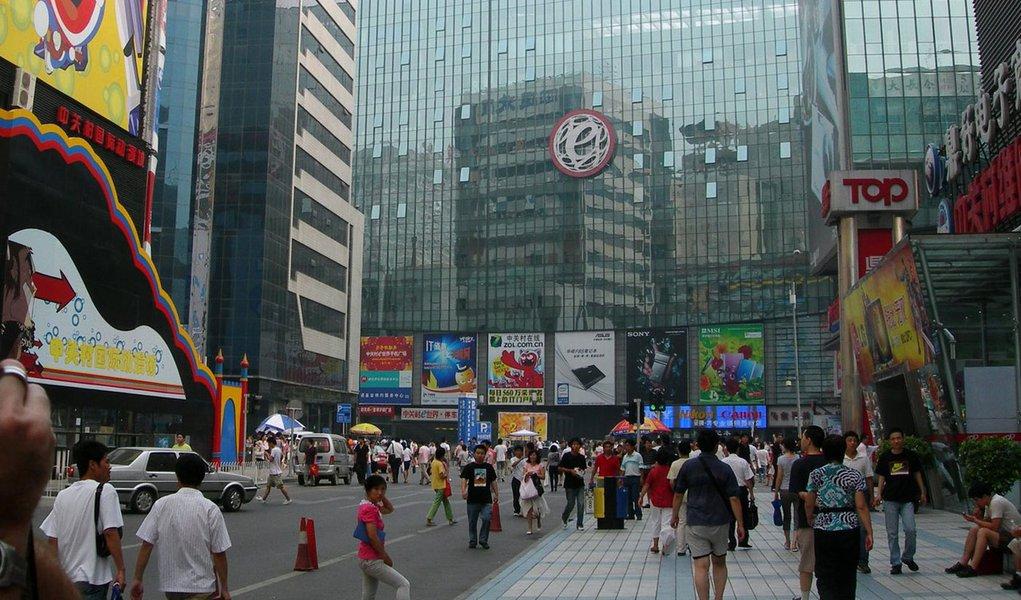 Mais pessoas vivem em cidades que no campo na China