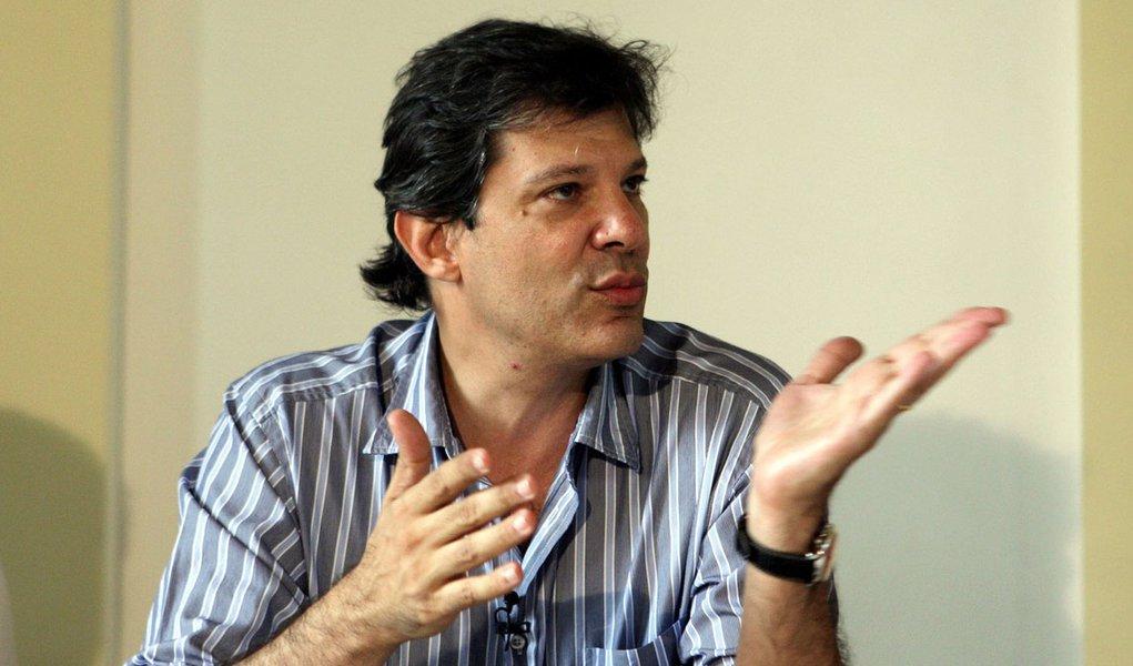 Haddad diz que PSB pediu um mês para decidir apoio